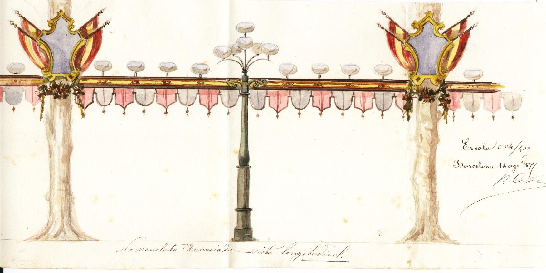 Dibujo Ramblas_1877