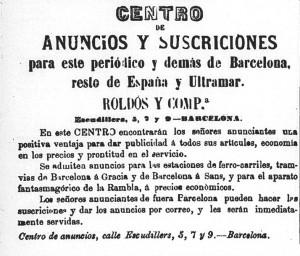 Elanunciador catalan