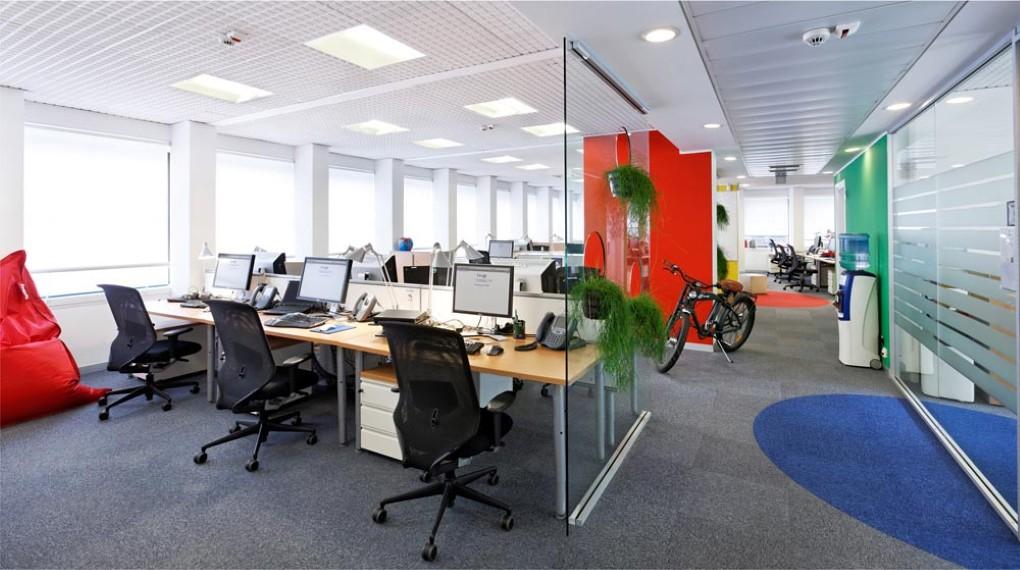 Oficina google rold s blog for Office design blogs